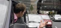 Сзади вас поджимает автомобиль - как правильно поступить?