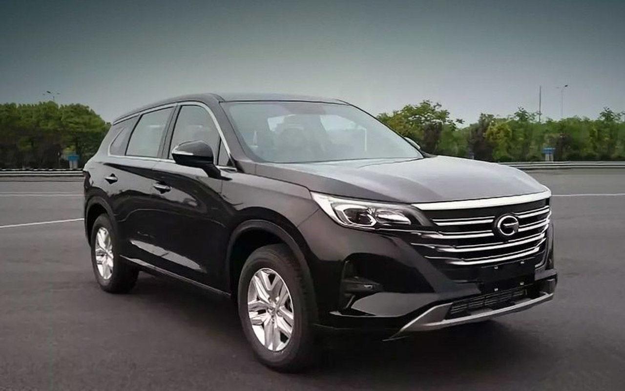 Новый китайский автомобиль