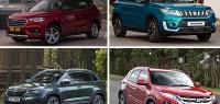 4 серьёзных конкурента бестселлеру Hyundai Creta