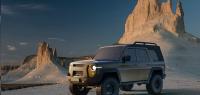 Новый суперсовременный вид «Хантера» показали на УАЗе – сколько будет стоить?