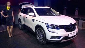 Renault Koleos: Заявка на лидерство