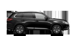 Mitsubishi Outlander среднеразмерный кроссовер 2018-2021 новый кузов комплектации и цены