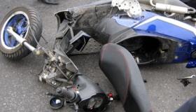 Мужчину на скутере сбили насмерть в Автозаводском районе
