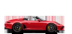 Porsche 911 Спидстер 2000-2005 комплектации и цены
