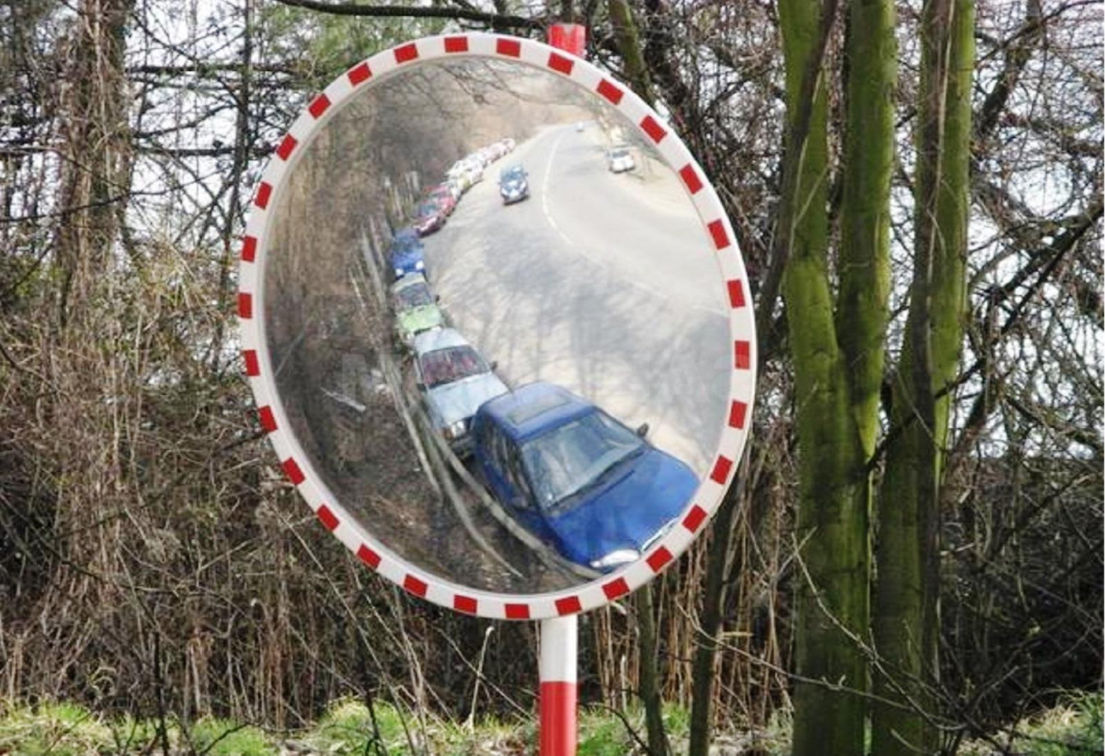 Выпусклые зеркала