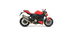 Ducati Streetfighter 848 - лого