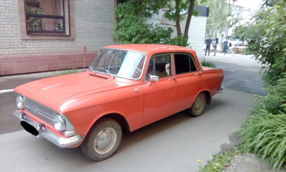 Москвич фото