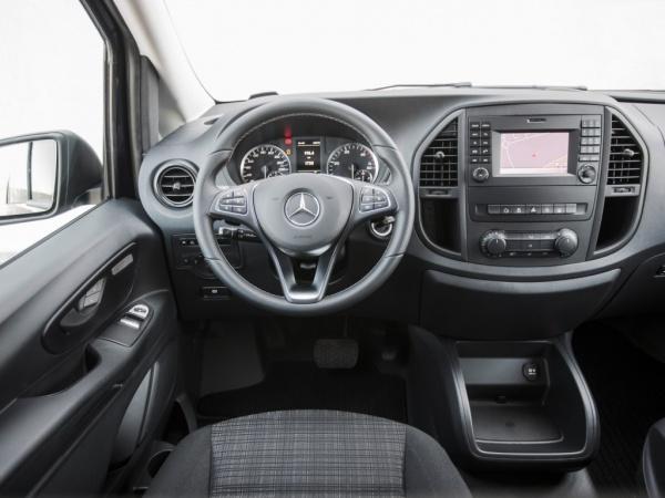 Mercedes-Benz Vito Combi фото