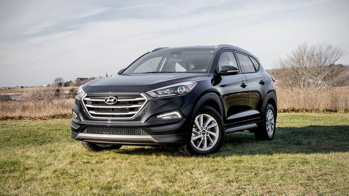 Рост спроса на Hyundai Tucson