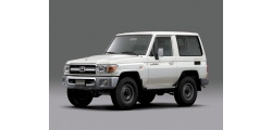 Toyota Land Cruiser 71 1984-2007