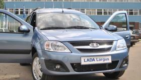 Lada Largus: Рабочая лошадка