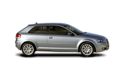 Audi A3 купе 2004-2008