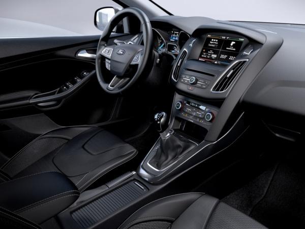 Ford Focus фото