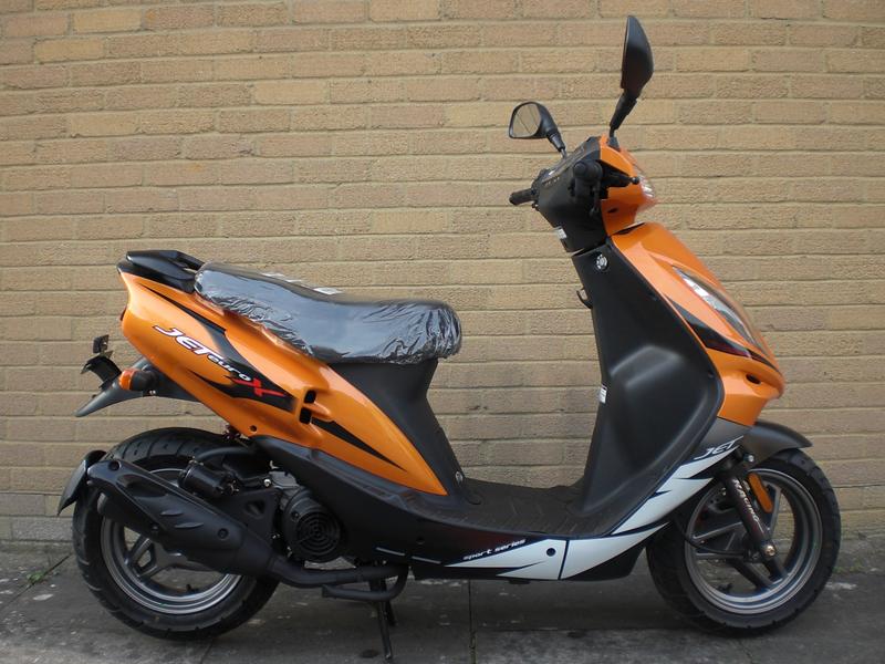 Цена SYM Jet Euro X 50 в Нижнем Новгороде, купить скутер