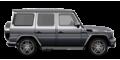 Mercedes-Benz G-класс AMG  - лого