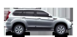 Haval H9 Внедорожник 2017-2021 новый кузов комплектации и цены
