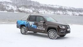 Volkswagen Amarok: Свой среди своих