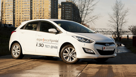 Hyundai i30: Задорный хэтч с характером