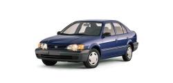 Toyota Tercel седан 1997-1999