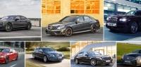 Составлен рейтинг самых мощных автомобилей в кузове седан