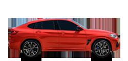 BMW X4 M 2019-2021 новый кузов комплектации и цены
