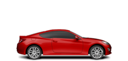 Hyundai Genesis Coupe 2008-2012