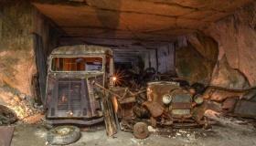 Удивительные находки, обнаруженные в гаражах