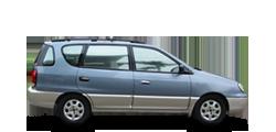 KIA Carens RS 1999-2002