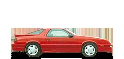 Chrysler Daytona 1984-1993