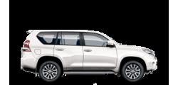 Toyota Land Cruiser Prado среднеразмерный внедорожник 2013-2017