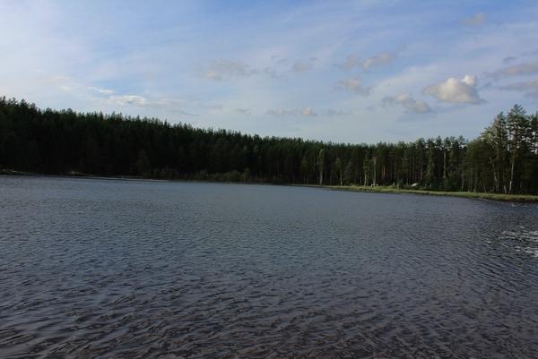 Светлые озера в Володарском районе