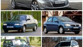 5 самых недорогих в обслуживании подержанных автомобиля