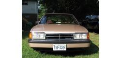 Dodge Monaco 1990-1993