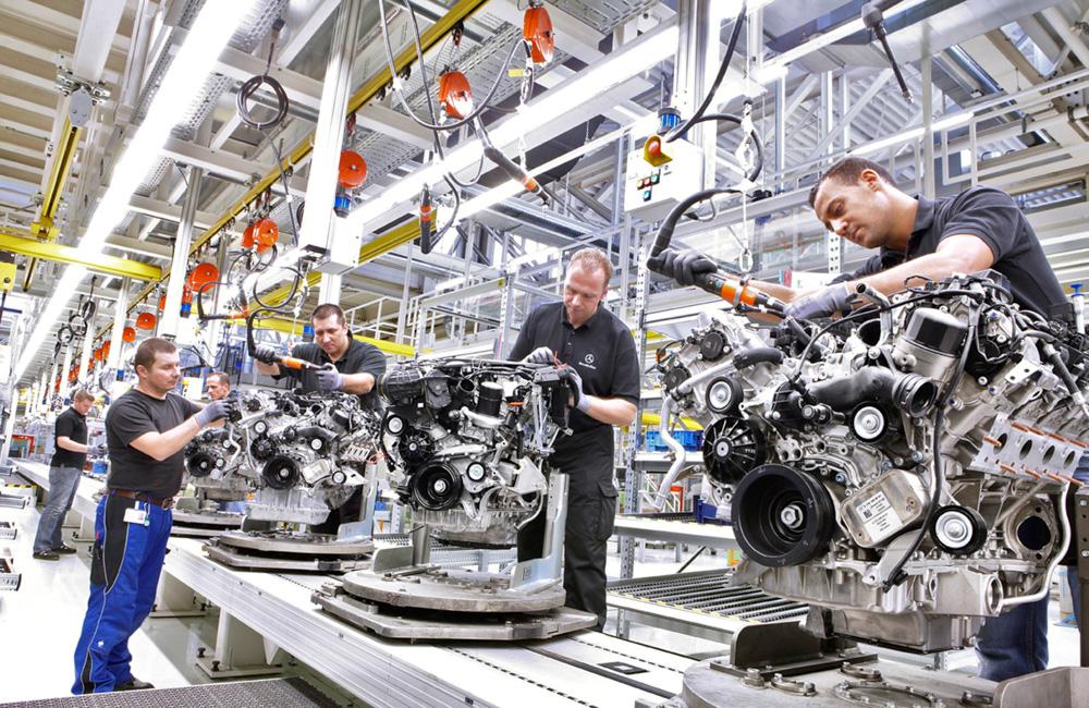 Моторное производство в России фото