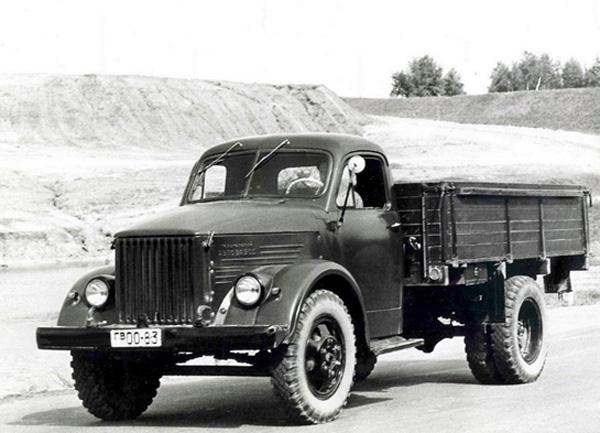 ГАЗ-51 фото